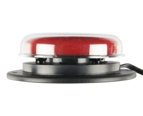 JELLY BEAN TWIST Low profile, mountable switch Low profile circular switch on mounting plate for wheelchair tray or tabletop. Responsive across the entire surface. Comes with red, blue, yellow and green switch tops.
