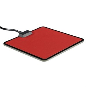PLATE SWITCH accessibility switch has an activation surface 350% larger than the previous version. The low profile makes it perfect for users who are unable to lift their hand or finger to activate a traditional accessibility switch