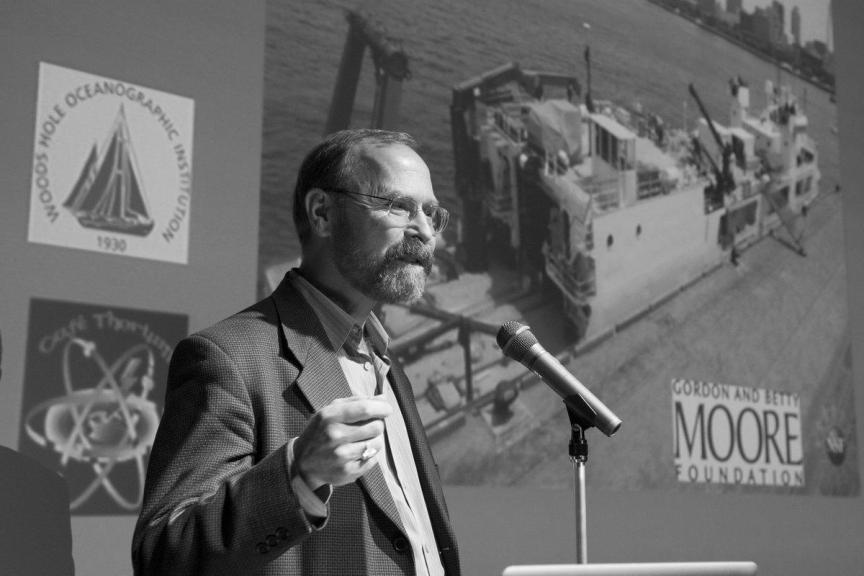 Ken Buesseler of Woods Hole Oceanographic Institute explains why he's embraced crowdsourcing.