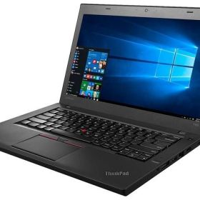 <b>590,00 €</b> Lenovo Thinkpad T460 14'' i5-6300U/8GB/500GB Refurbished