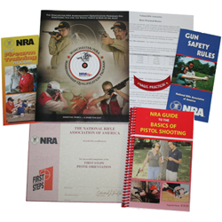 NRA First Steps - NRA Basic Pistol Course