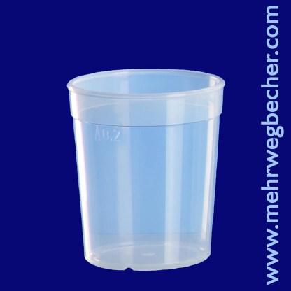 9025--reusable-cup-0,2l-pp-transparent-plastic