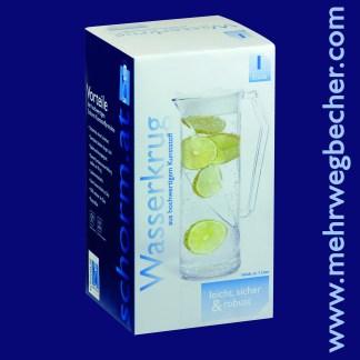 9088-water-jug-1l-san-crystal-clear-with-transparent-lid-sale-box-1