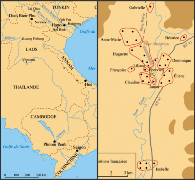Dien Bien Phu Vietnam Map.Vietnam Vii Dien Bien Phu Safe For Democracy