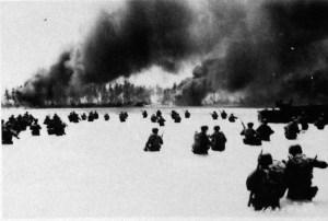 WWII, World War 2, Kiribati, mines