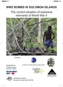 Solomon Islands Exhibition ERW Exhibiton A2