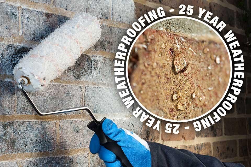25 year weatherproofing