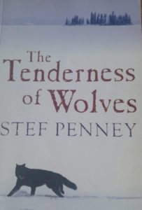 Tenderness of Wolves book cover
