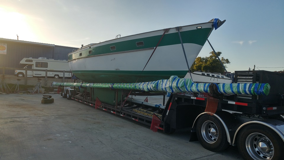 Pan Oceanic Boat Transport