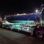 Hinckley Sailboat Transport
