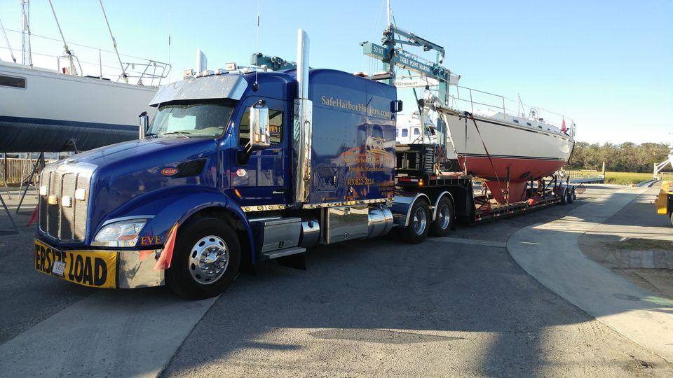 Boat transport, boat haulers, boat transport pros, boat movers