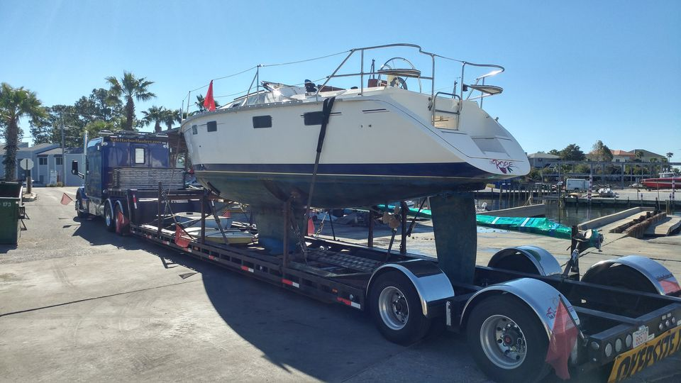 Boat transport pros, boat movers, yacht delivery, sailboat transport
