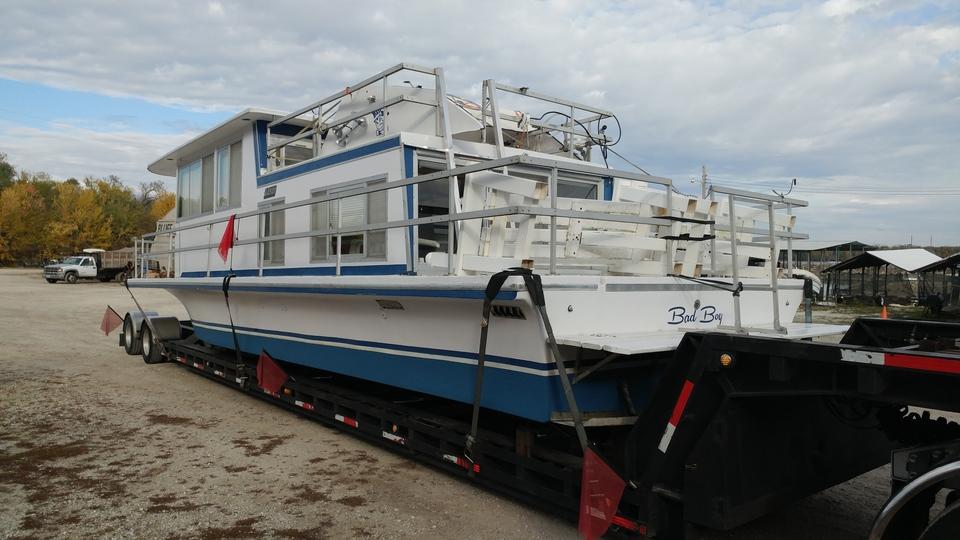 boat haul, boat hauling service, boat transport