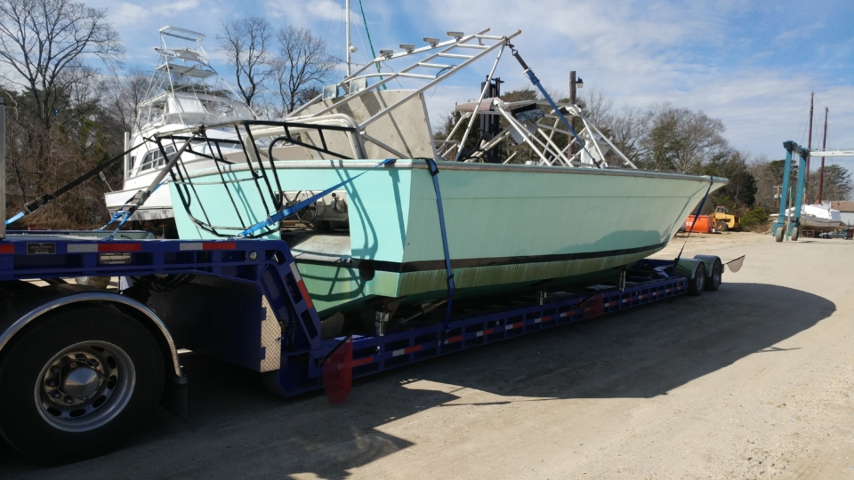 yacht delivery, sailboat transport, yacht transport, boat hauling service, boat movers, boat shipping