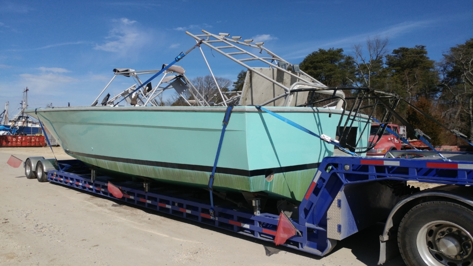 boat transport companies, boat hauling service, sailboat movers, sailboat transport, marine transport