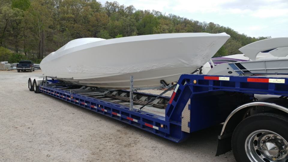 Boat Haulers, Boat Movers, Boat Transport Pros