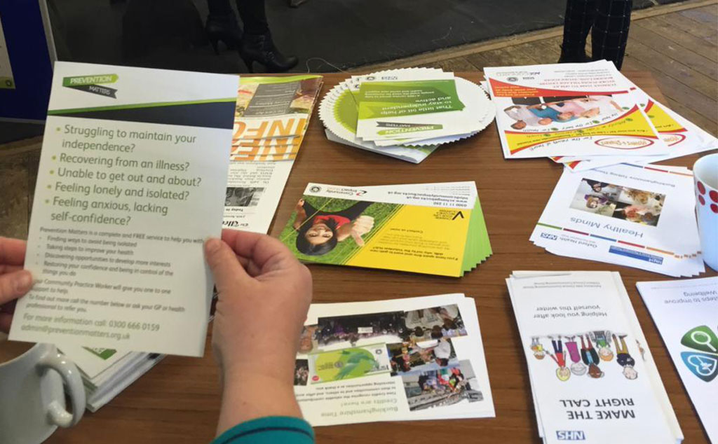 Safe Haven spread a friendly word around town about dementia