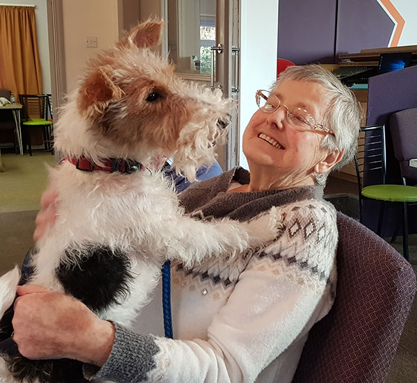 Dougal - Pet Therapy Dementia
