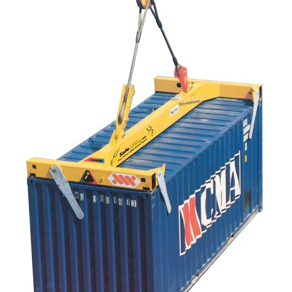 Safelifting 20ft container spreader autotwist