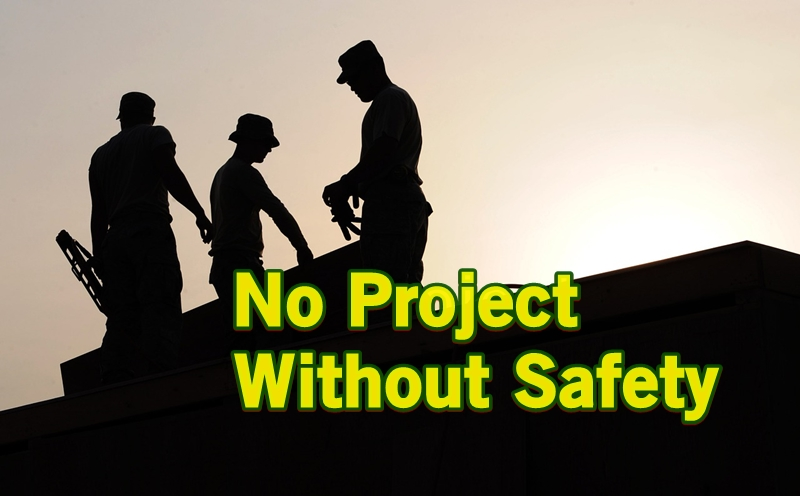 construction safety slogans