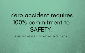 zero accidents slogans