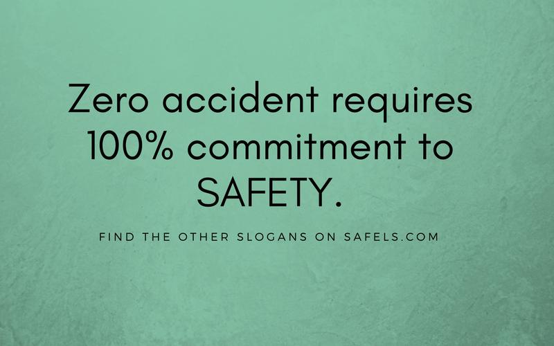 zero accidents slogans