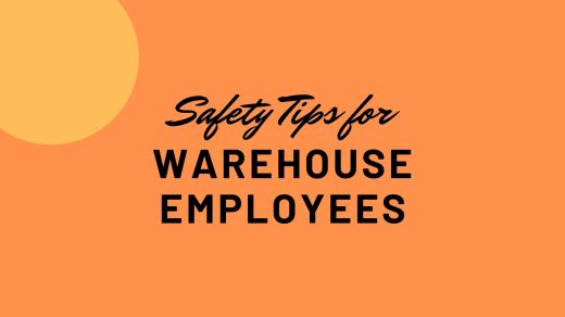 safety tips for warehouse employees