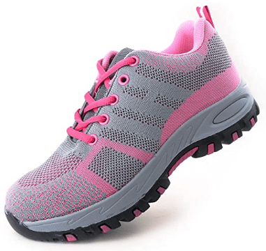 lightweight safety shoes for women