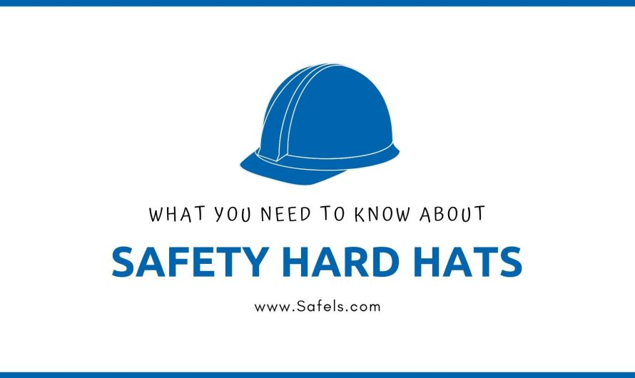 What You Need to Know All About Safety Hard Hats