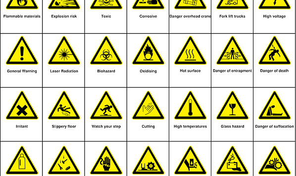 Safety Signs and Symbols – A Short Guide Based on ANSI Z535.4