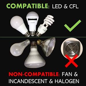 compatible led emergency light