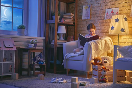 LED Lights: Best Lighting solution for Kids' Room