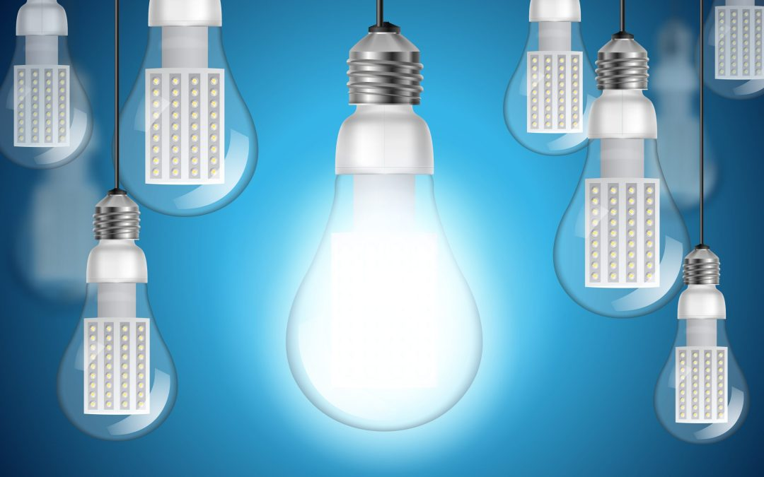 facts about LED light bulbs