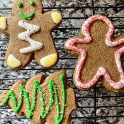 Egg Free Gingerbread Cookies