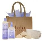 Babo Botanicals Lavender Meadowsweet Organic Bubble Bath