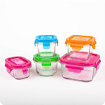 5K Giveaway-A-Day: Wean Green Glass Food Storage