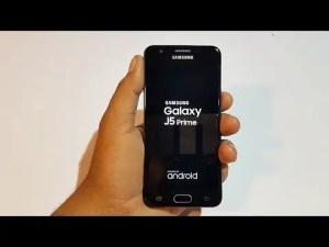 Safe Mode on Samsung Galaxy j5 prime