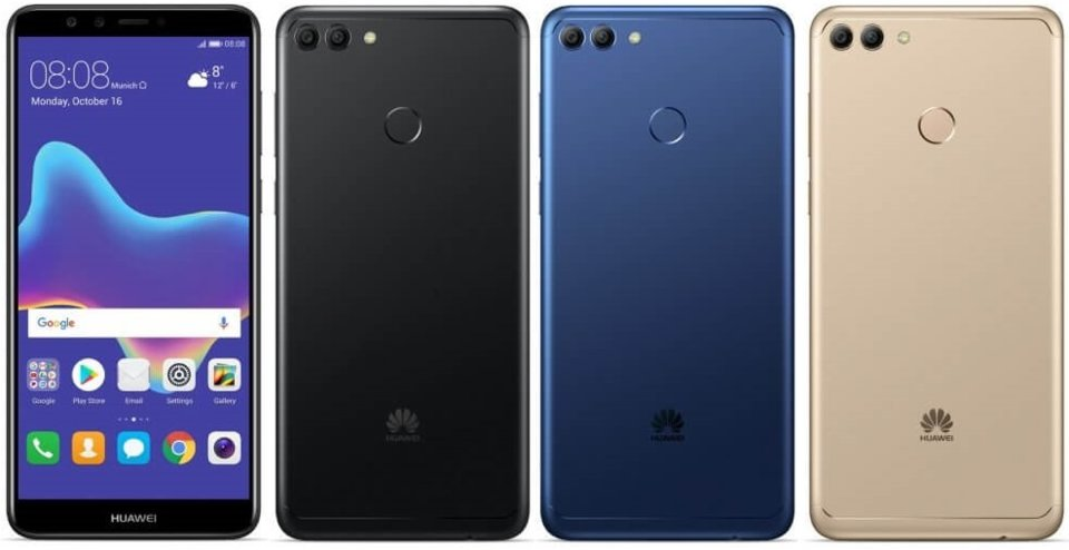 How to Enable Safe Mode on Huawei Y9 (2018)