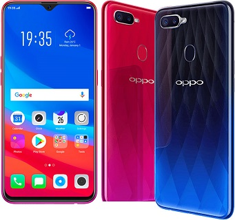 How to Disable Safe Mode on Oppo F9 (F9 Pro)