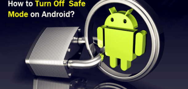 get out of Safe Mode on Alcatel Pixi 4 (4)