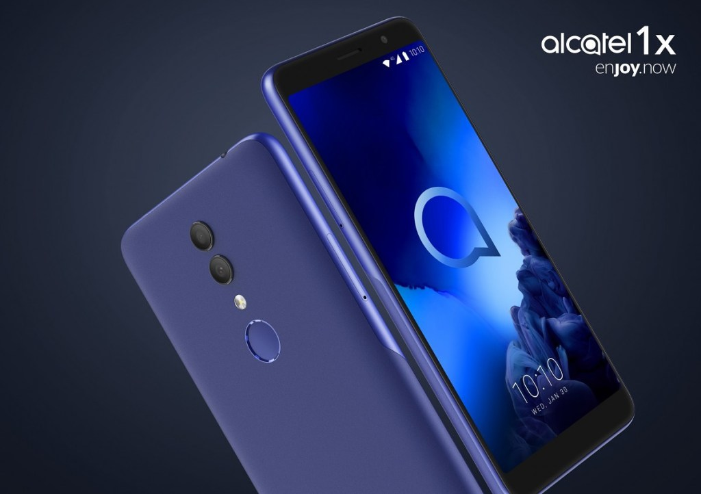 How to boot into safe mode on Alcatel 1x (2019)