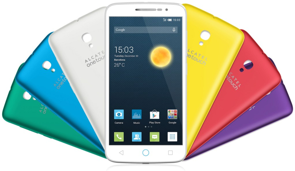 How to boot into safe mode on Alcatel Pop 2 (4.5)
