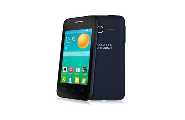 How to boot into safe mode on Alcatel Pop D1