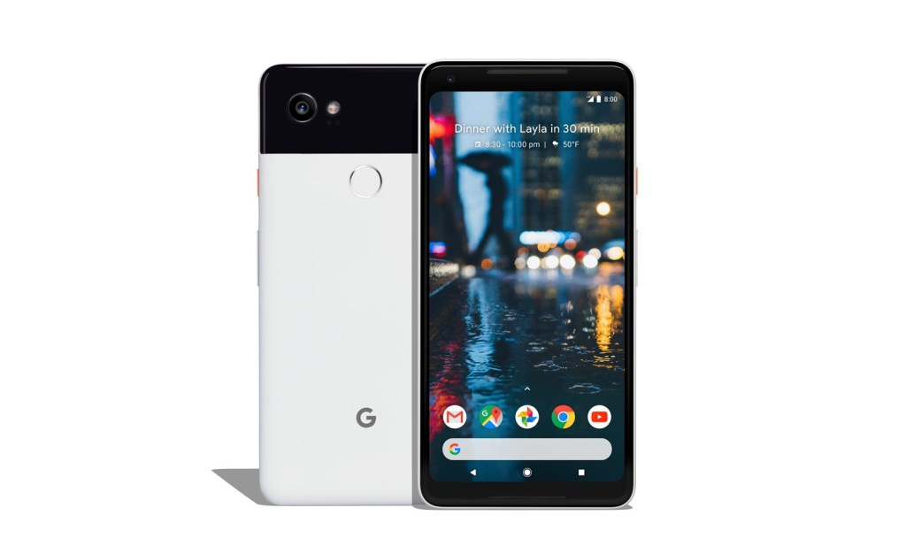 How to boot into safe mode on Google Pixel 2