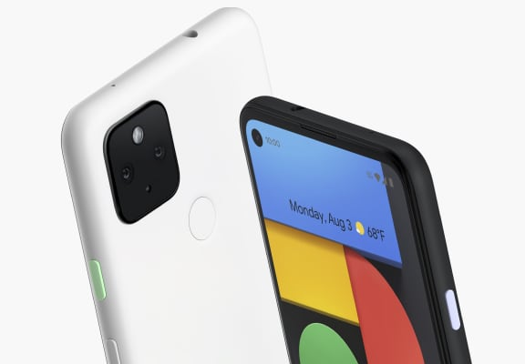 How to boot into safe mode on Google Pixel 4a