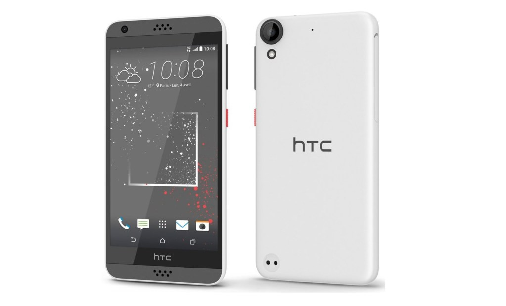 How to boot into safe mode on HTC Desire 530