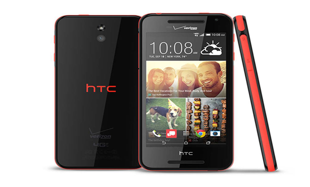 How to boot into safe mode on HTC Desire 612