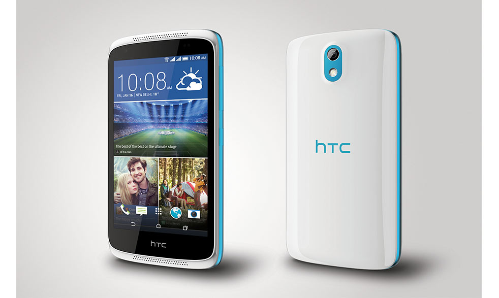 How to boot into safe mode on HTC Desire 626G Plus