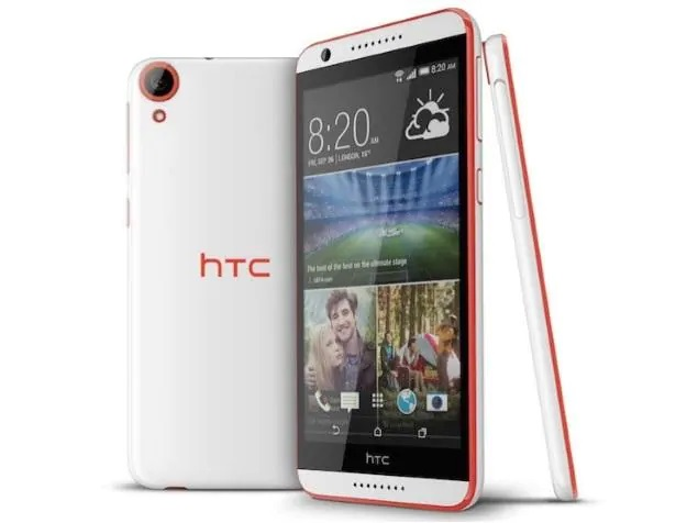 How to boot into safe mode on HTC Desire 820q dual sim