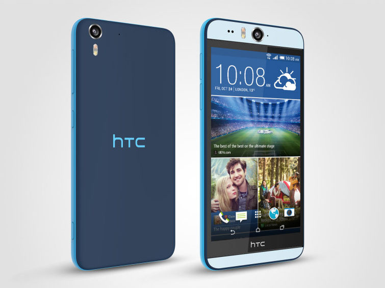 How to boot into safe mode on HTC Desire Eye